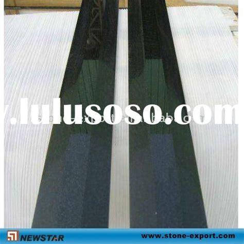 view large image of granite absolute black brown hairs