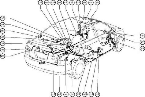 Toyota Parts Diagram by 2004 Toyota Corolla Parts Diagram Corolla Cars