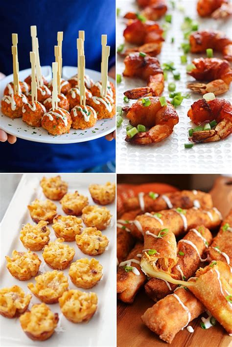 finger foods for super bowl finger foods popsugar food