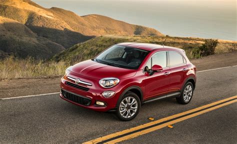 Fiat Defined by Fiat 500x Abarth Crossover 4c