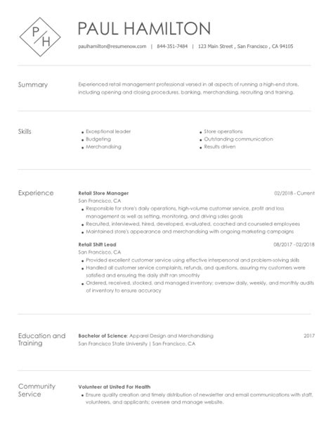 2019 s best resume templates by category resume now