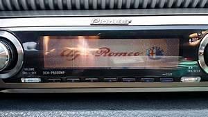 Pioneer Deh-p8600mp Oel Studio Alfa Romeo 164