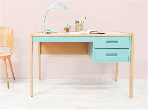 bureau chene gris enfant un beau bureau pour la rentrée décoration