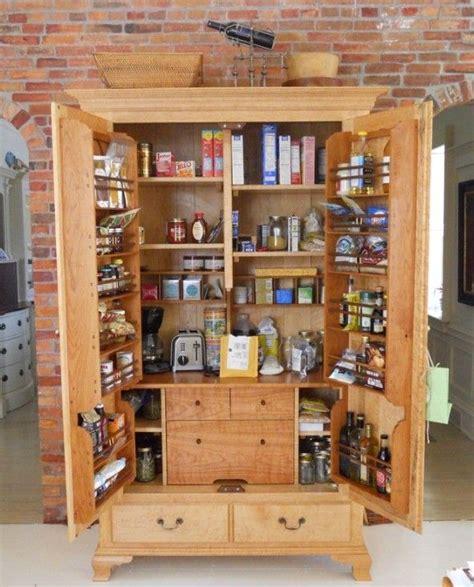 Kitchen Storage Cabinets Free Standing  Kitchen Ideas
