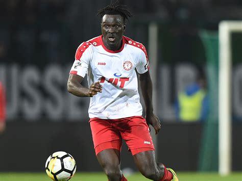Fortuna Köln Ghanaian defender Bernard Kyere Mensah ...
