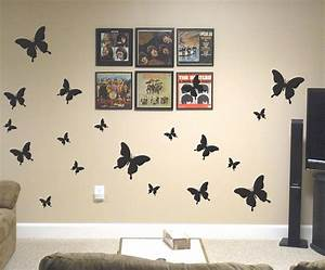 bedroom extraordinary modern black and white bedroom With what kind of paint to use on kitchen cabinets for metal art butterfly wall decor