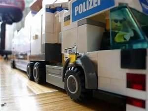 Aufbewahrungsbox Für Lego : daf neue zugmaschine f r lego polizeitruck youtube ~ Buech-reservation.com Haus und Dekorationen