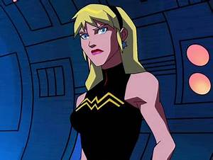 Wonder Girl - Young Justice Wiki: The Young Justice ...