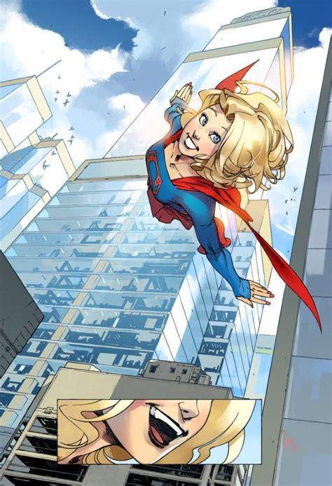 supergirl digital dc series comic comics launching