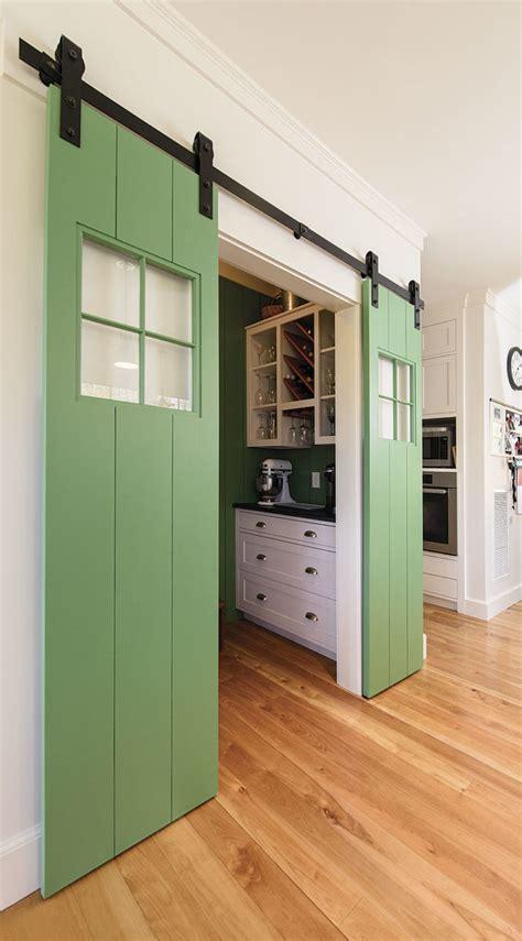 rolling barn style doors fine homebuilding