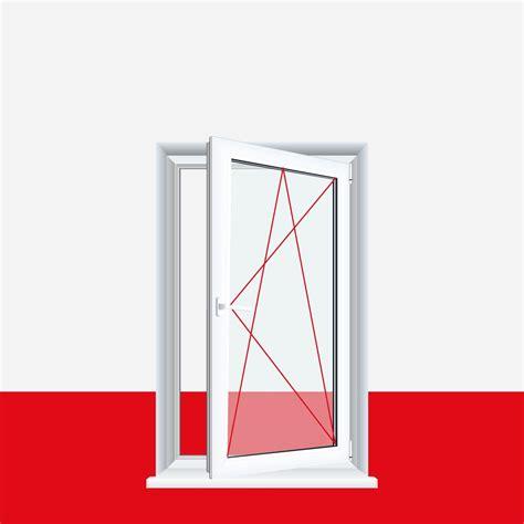 Kunststofffenster 3 Fach Verglasung kunststofffenster wei 223 dreh kipp 2 fach 3 fach verglasung