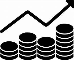 Business Chart Stock Market Report Graph Diagram Growth Success Svg Png Icon Free Download