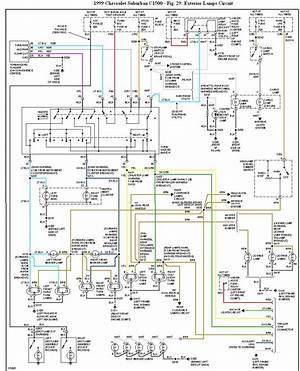 1994 Gmc Suburban Wiring Diagram 26666 Archivolepe Es