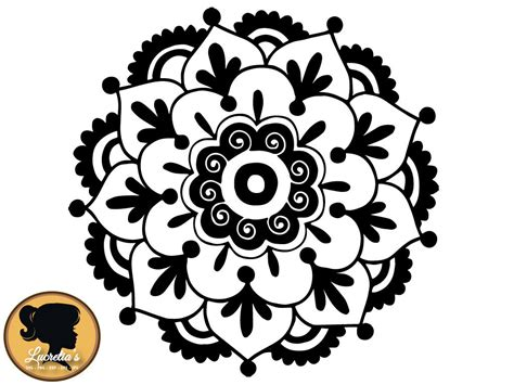 Love the shadowbox mandala design. Flower Mandala SVG Cut Files for Vinyl Cutters Screen