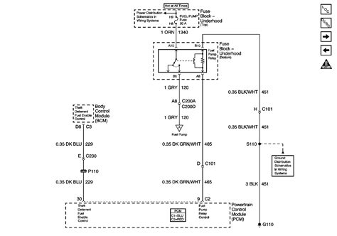 Fuel Gauge Wiring Questions Lstech Camaro
