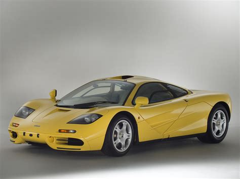mclaren f1 world 39 s lowest mileage mclaren f1 is a collector 39 s dream