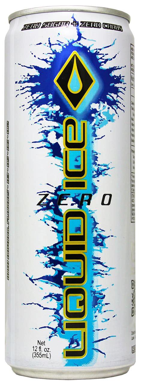 Amazon.com: Liquid Ice Blue Energy Drink, 12 Ounce, 24