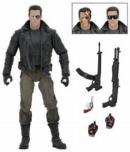 "Terminator 7"" Action Figure Police Station Assault"