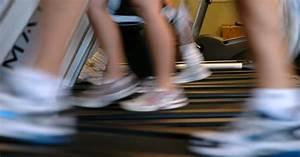 Healthy Knees On The Treadmill