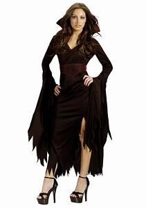 Halloween Kostüm Vampir : women 39 s gothic vamp costume ~ Lizthompson.info Haus und Dekorationen