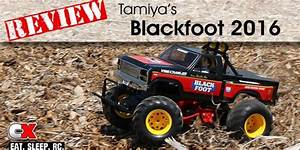 Review  Tamiya Blackfoot 2016