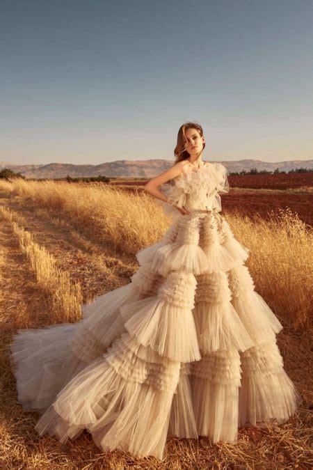 zuhair murad bridal fall  dresses lookbook fashion