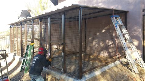 Outdoor Pet Kennels For Sale Exterior Dog Runs Custom Coyote Proof Kennels For Pets