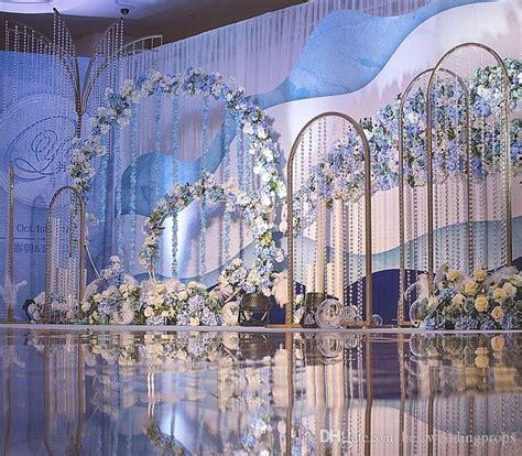 Latest Design Wedding Stage Decoration Best Asian Wedding