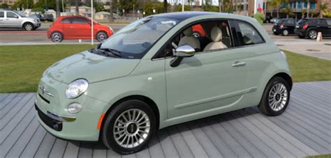 How Much Is A New Fiat by Electric Fiat 500 To Be Made Only Due To Californian