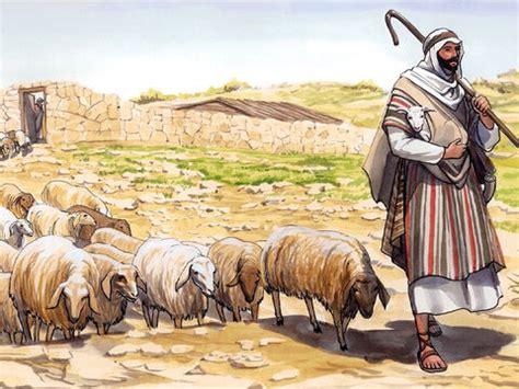 freebibleimages jesus  good shepherd jesus