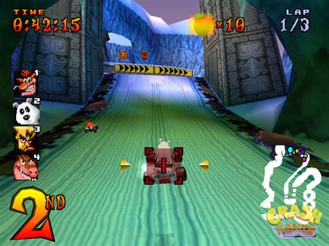 CTR: Crash Team Racing - Screenshots | Crash Mania