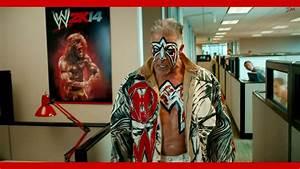 Ultimate Warrior returns as the WWE 2K14 pre-order bonus ...
