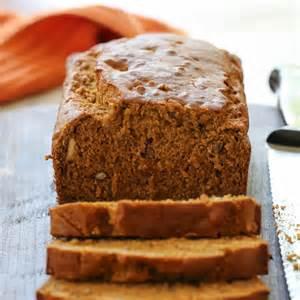 Skinnytaste Pumpkin Pecan Bread by 10 Best Banana Pumpkin Bread With Applesauce Pumpkin Pie
