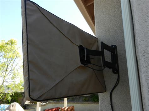 outdoor tv covers in sunbrella or weathermax80 fabrics