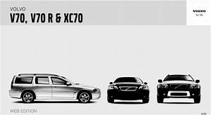 05 Volvo Xc70 2005 Owners Manual