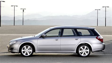 subaru station wagon subaru legacy 2 0d station wagon 39 2008 09 youtube