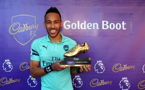 Aubameyang Reveals Secret Behind Golden Boot Success ...