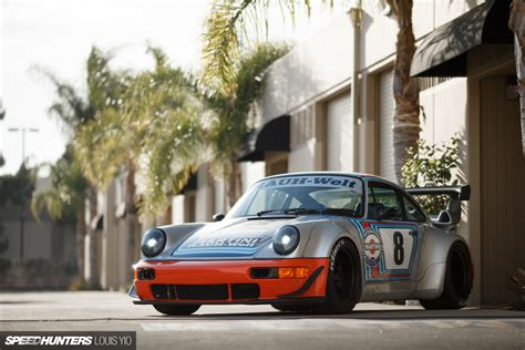 highest star  rwb speedhunters