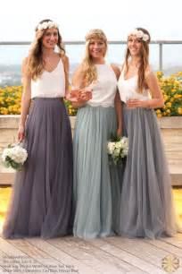 bridesmaid tulle skirt best 25 tulle skirt bridesmaid ideas on casual bridesmaid bridesmaid tops and