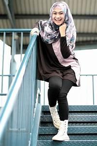 Koleksi Model Baju Muslim Terbaru Stylish untuk ke Kampus