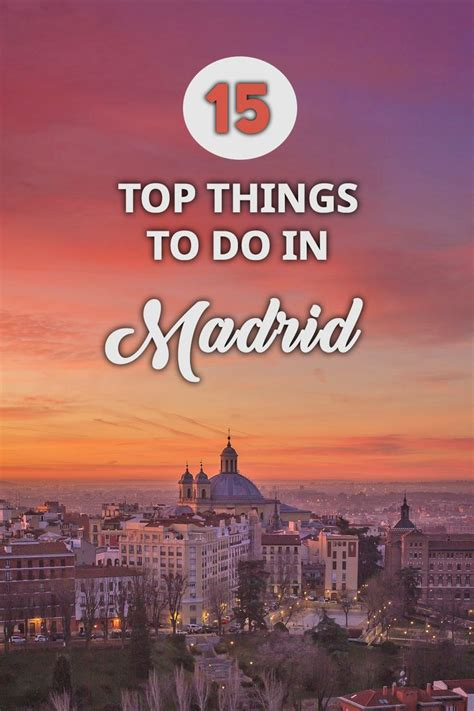 Discover the 15 best things to do in Madrid in 2020 ...