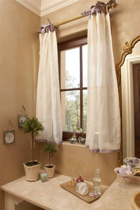 bathroom curtain designs decorating ideas design