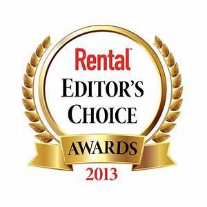 Rental magazine Reveals Winners of the 2013 Editor's ...