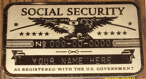 The offers on the site do not represent all available. Metal Social Security ID Card Fraternal Order of Police Custom Engraved | eBay