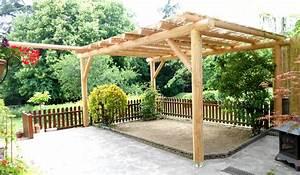 Tonnelle En Bambou : couverture bambou pour pergola id e ~ Premium-room.com Idées de Décoration