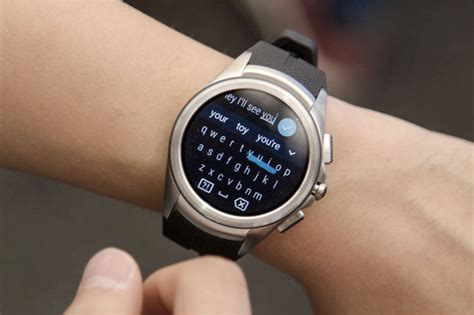 android wear 2 0 20 minutes with s upcoming smartwatch features pcworld