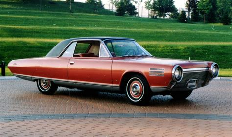 Chrysler Car : The Chrysler Turbine Car