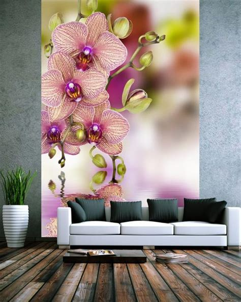 Decorating Ideas For The Walls by 25 Ideas For Decorating With Flowers On Walls
