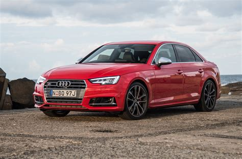 2017 Audi S4 Sedan Review (video)