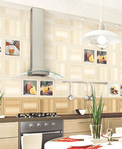 ceramic  digital kitchen wall tiles thickness   mm